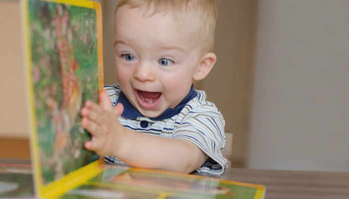 La brecha de un millón de palabras de los niños que no leen en casa
