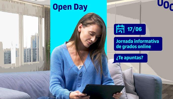 Open Day UOC Grados online