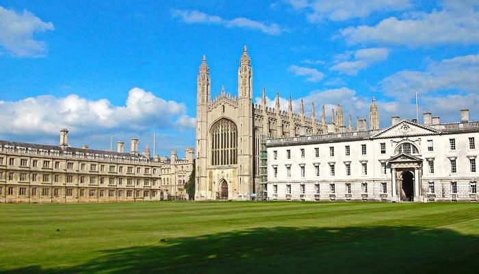 Becas de doctorado en la Universidad de Cambridge