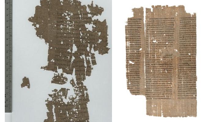 Una investigadora española identifica en papiros fragmentos de novelas perdidas de la Antigua Grecia