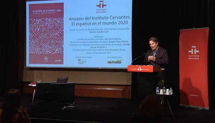Crece el español en el mundo: 585 millones lo hablan y 22 millones estudian el idioma