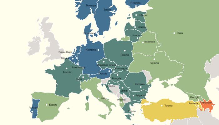 España se acomoda con un nivel de inglés medio y sigue a la cola de Europa