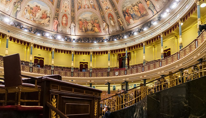 Acuerdo en el Congreso para reformar el Estatuto del Empleado Público en respuesta a la temporalidad