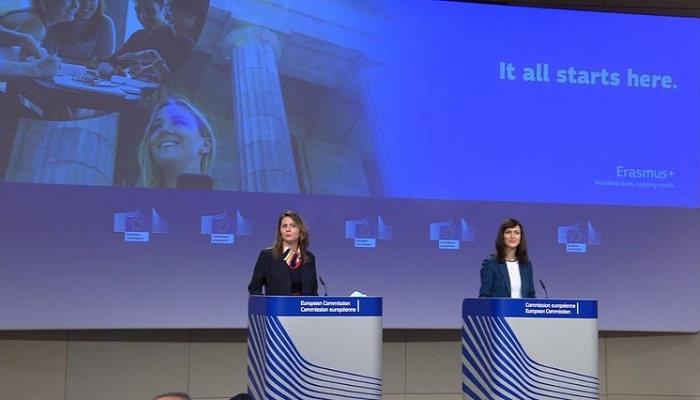 La Comisión Europea propone un Erasmus digital hasta que los jóvenes puedan viajar