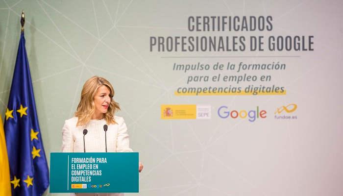 Google presenta sus Certificados Profesionales junto a Coursera y 5.000 becas para formación online