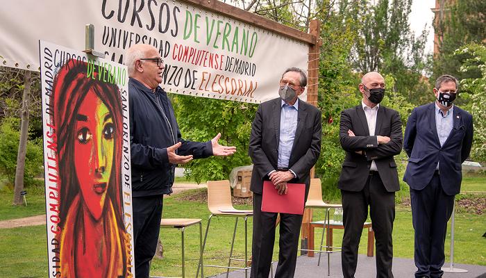 UCM anuncia sus Cursos de Verano en El Escorial que llegan con 2.750 becas