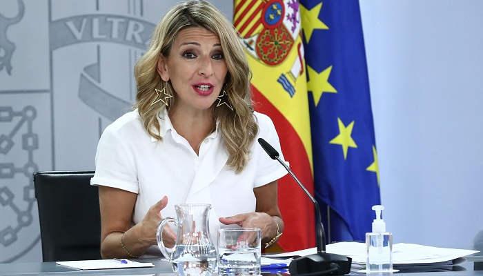 """""""No podemos tener jóvenes con contratos de 436 euros"""": medidas contra el paro juvenil desde el Gobierno"""