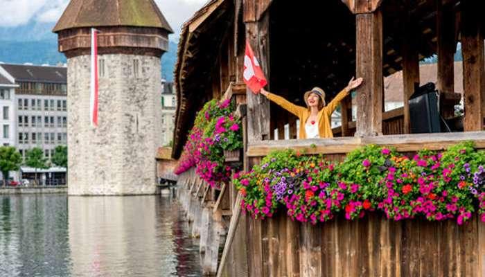 Un año como au pair en Suiza para jóvenes con idiomas
