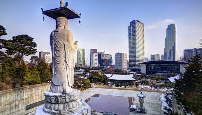 Llegan becas completas rumbo a Corea del Sur