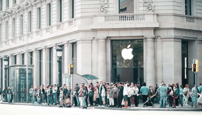 Prácticas en Apple para licenciatura y posgrado